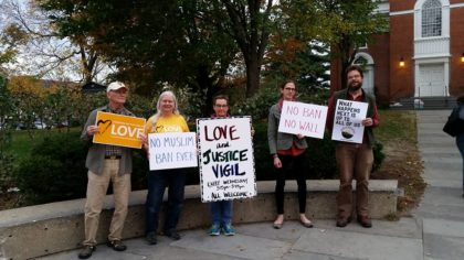 First Unitarian Universalist Society of Burlington